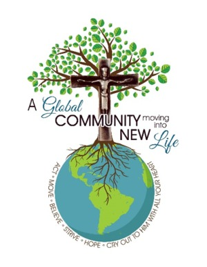 A global community moving into new life