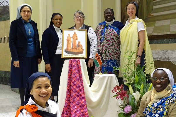 Celebration of the establishment of Kenya as a Group in the Generalate